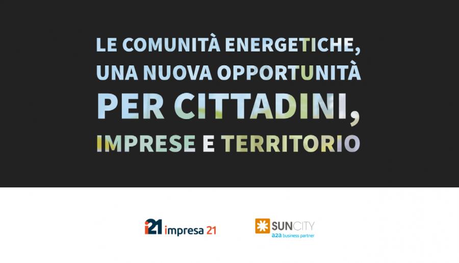 Manifestazione d'interesse per ottenere supporto gratuito alla costituzione di una comunità energetica in Abruzzo
